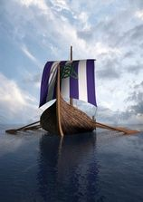 Viking Ship (3ds Max autor)